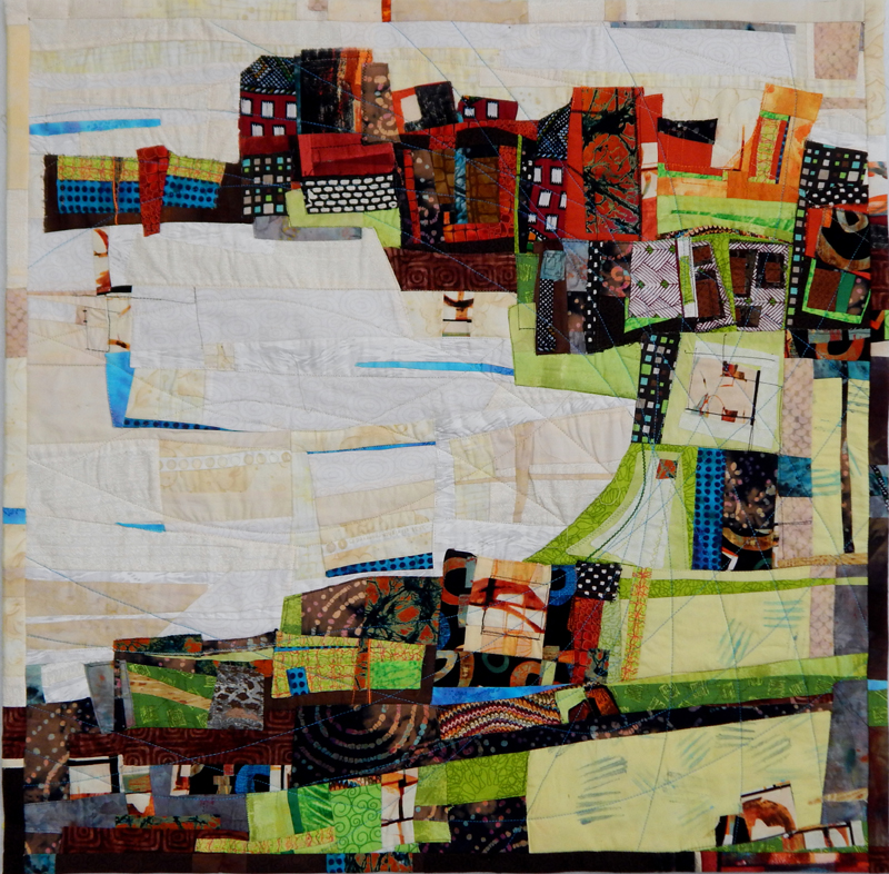 St. Ives School of Art - quilt