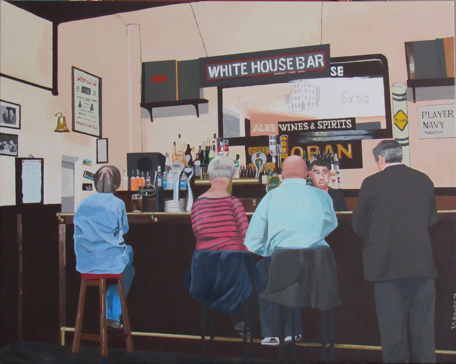 The Whitehouse Bar - Limerick, Ireland